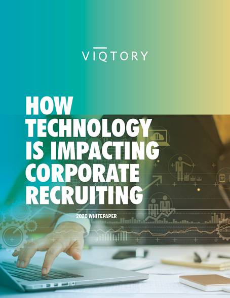 How Technology is Impacting Corporate Recruiting Whitepaper 2020